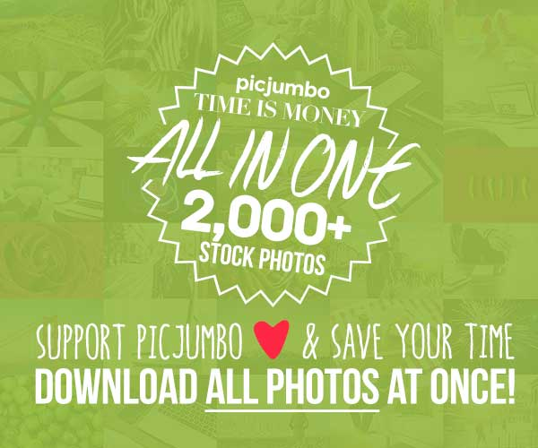 Download all FREE stock photos from picjumbo at once!