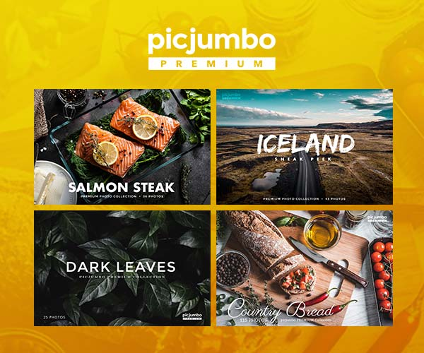 Join PREMIUM and get full picjumbo power!