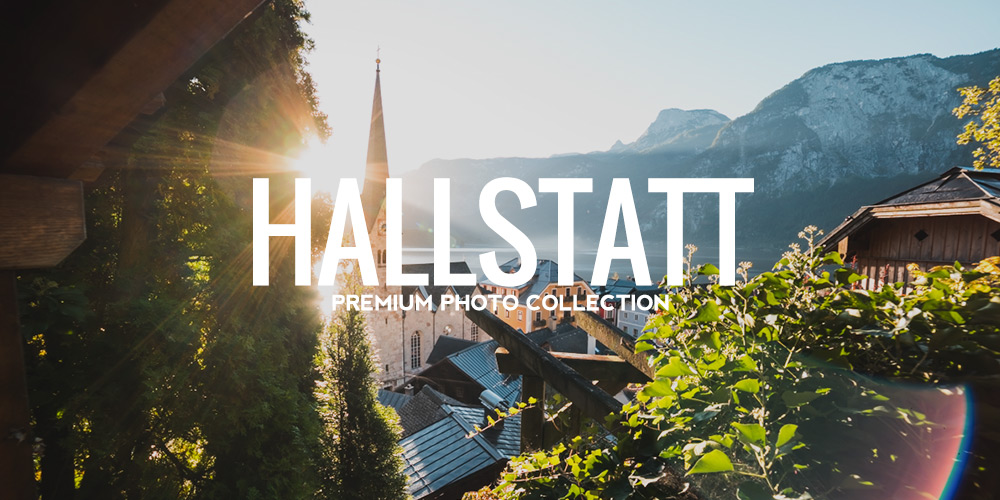 Hallstatt stock photo collection soon in picjumbo PREMIUM Membership