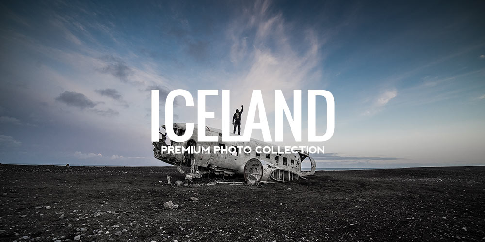 Iceland stock photo collection soon in picjumbo PREMIUM Membership