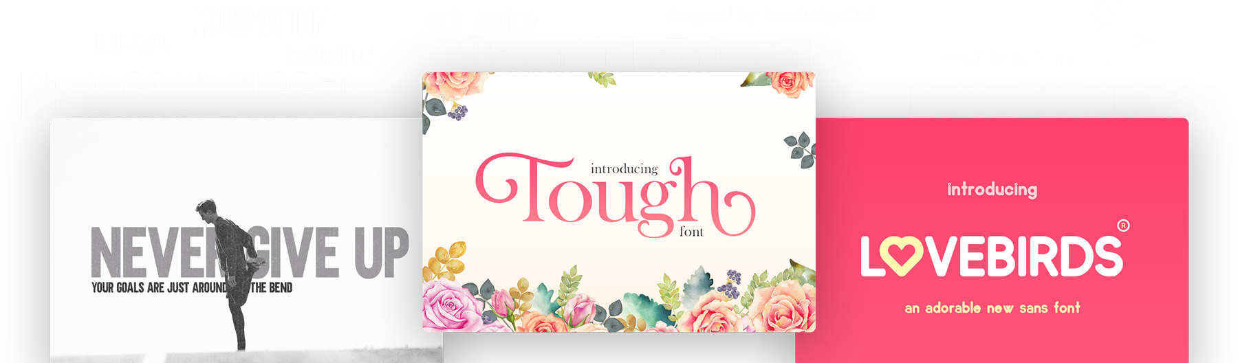 Join PREMIUM & get 3 beautiful fonts for free as a loyalty bonus!