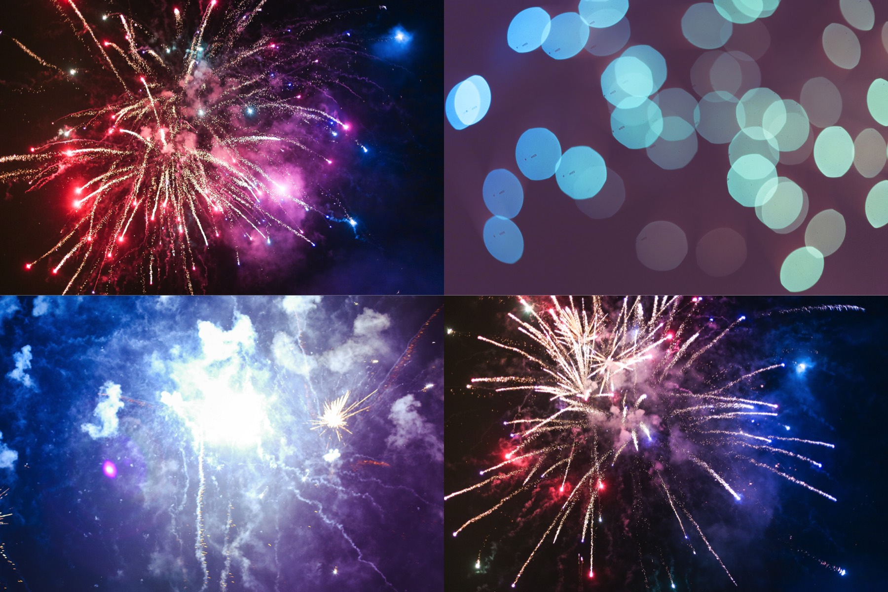 4th july fireworks collection preview