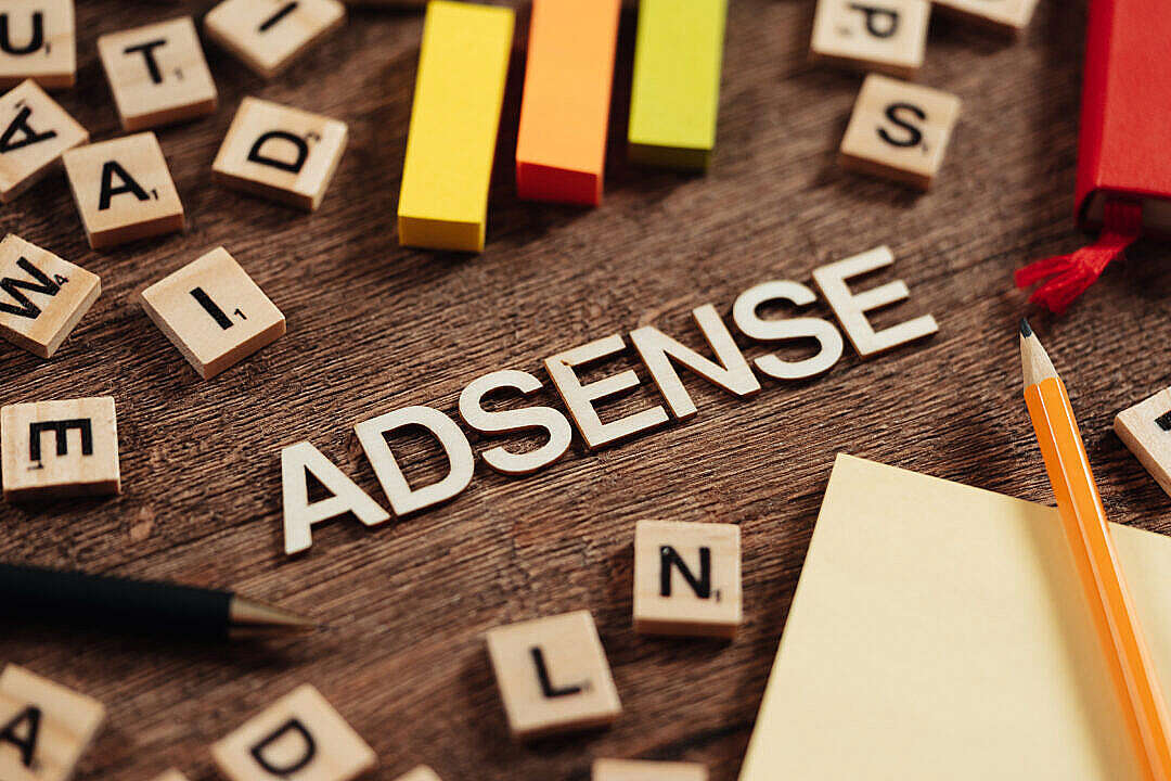 Download AdSense FREE Stock Photo