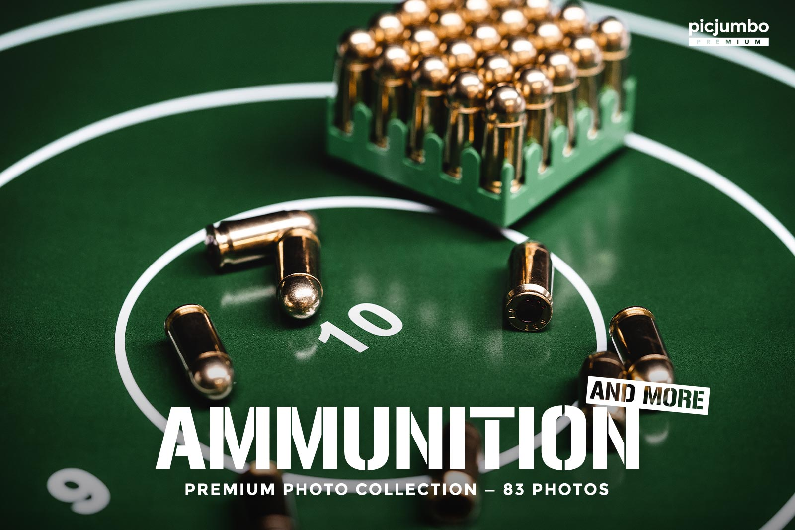 Click here to see Ammunition PREMIUM Collection!