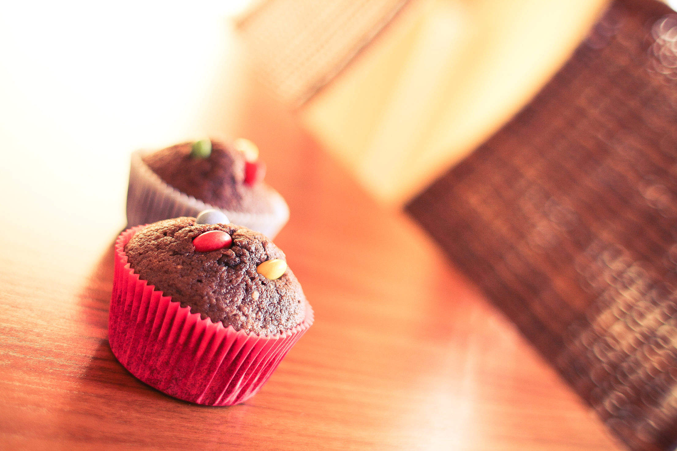 Another Yummy Muffins Free Stock Photo