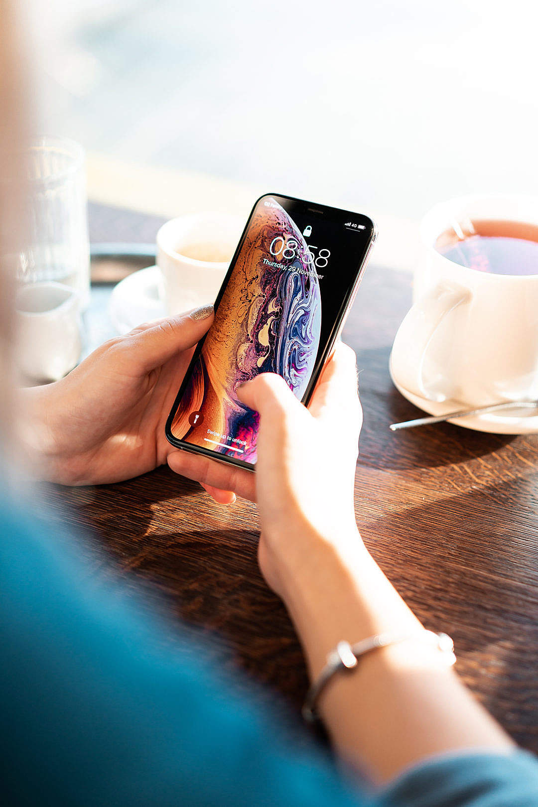 Download Apple iPhone XS FREE Stock Photo