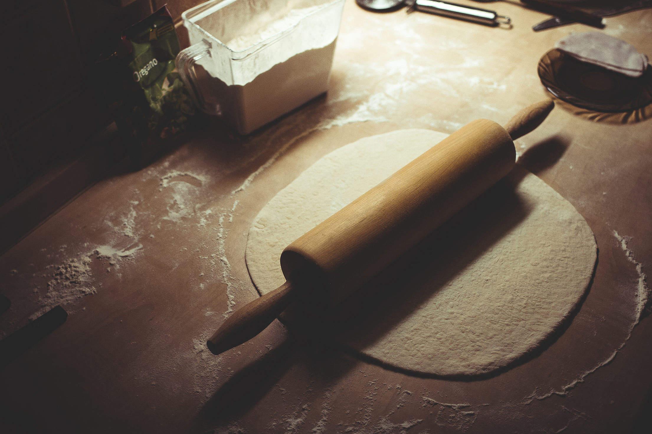 Baking #2 Free Stock Photo