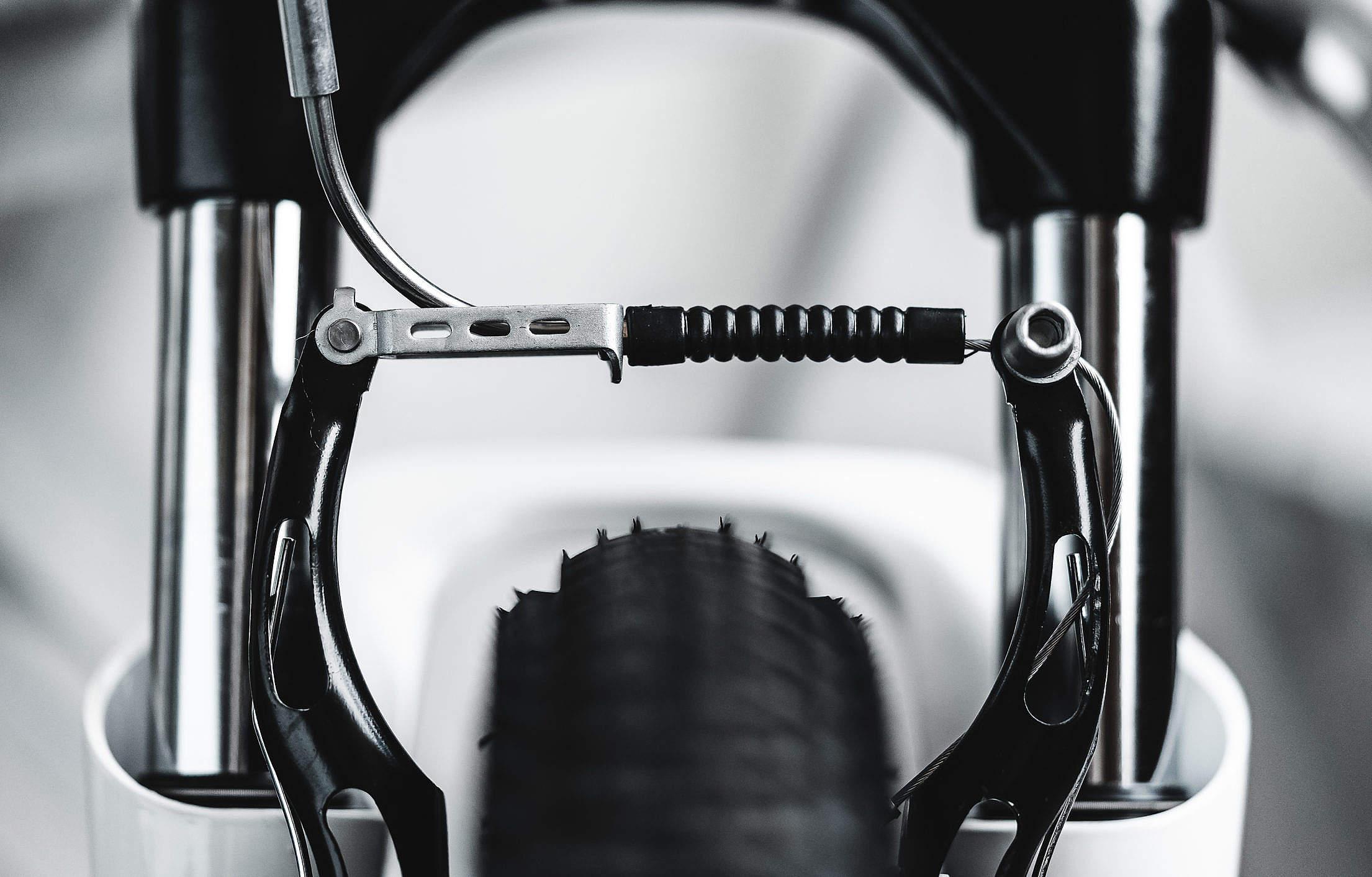 Bicycle Brakes Free Stock Photo