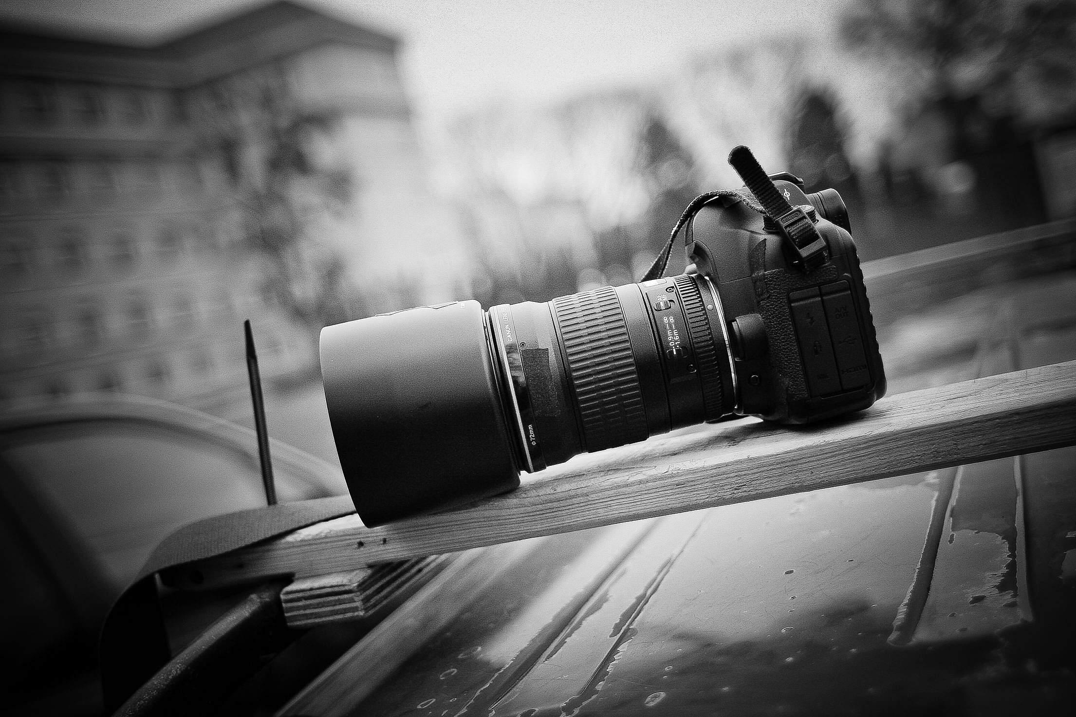 Big Boy Canon Free Stock Photo