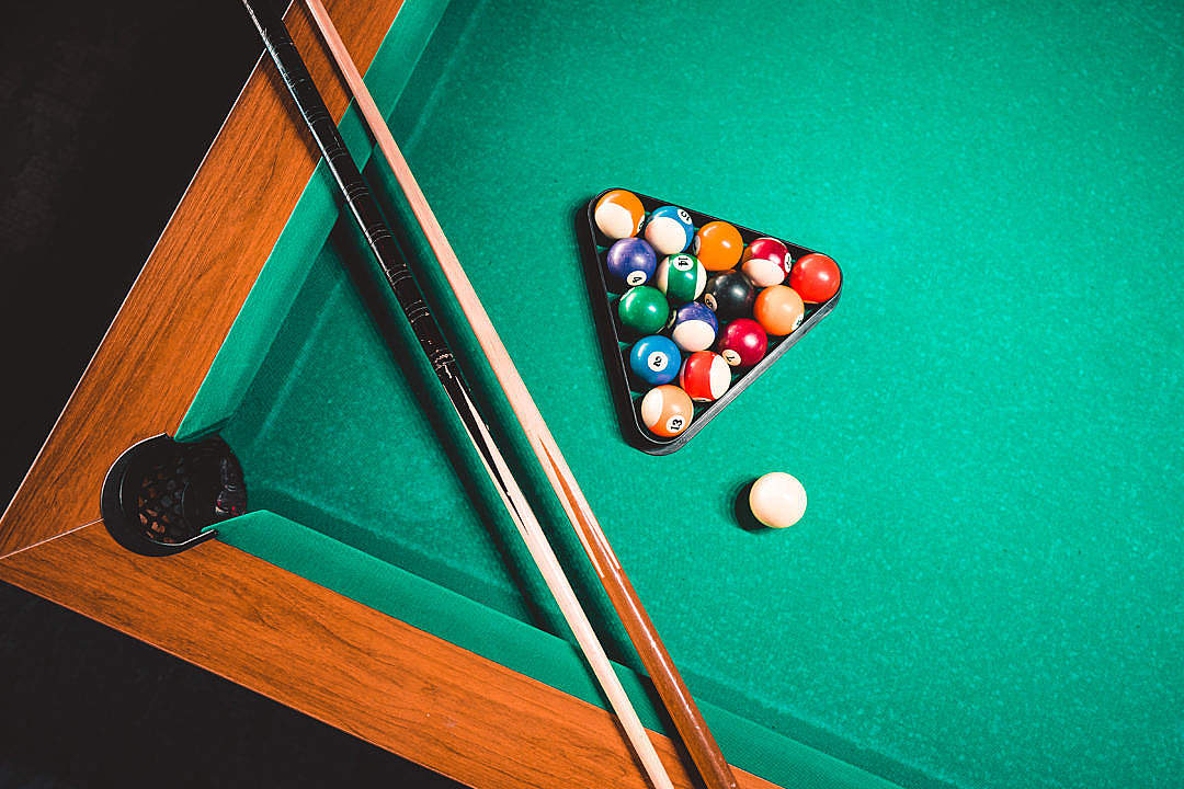 Download Billiard FREE Stock Photo