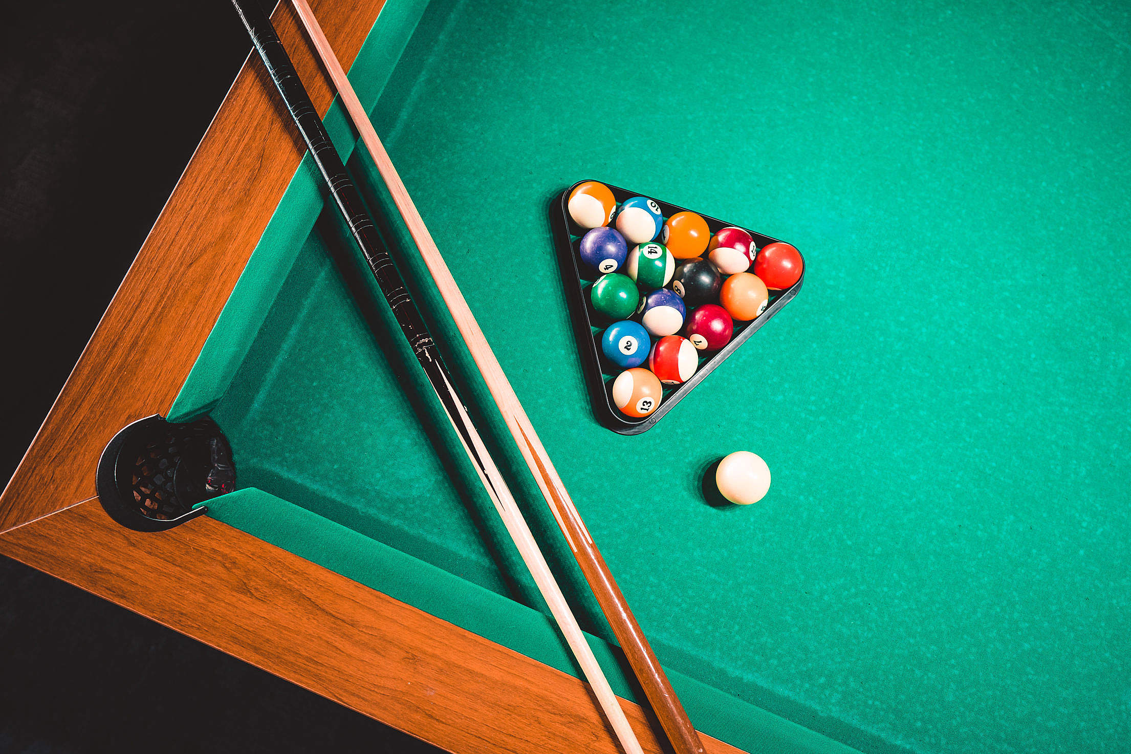 Billiard Free Photo
