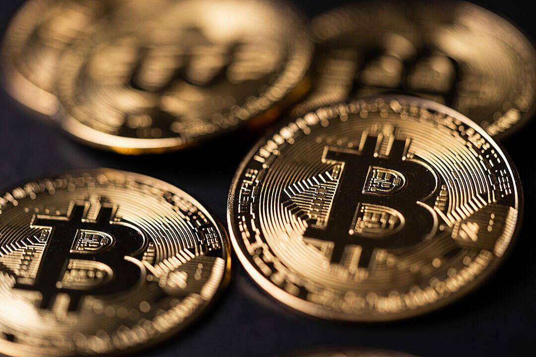 Download Bitcoin FREE Stock Photo