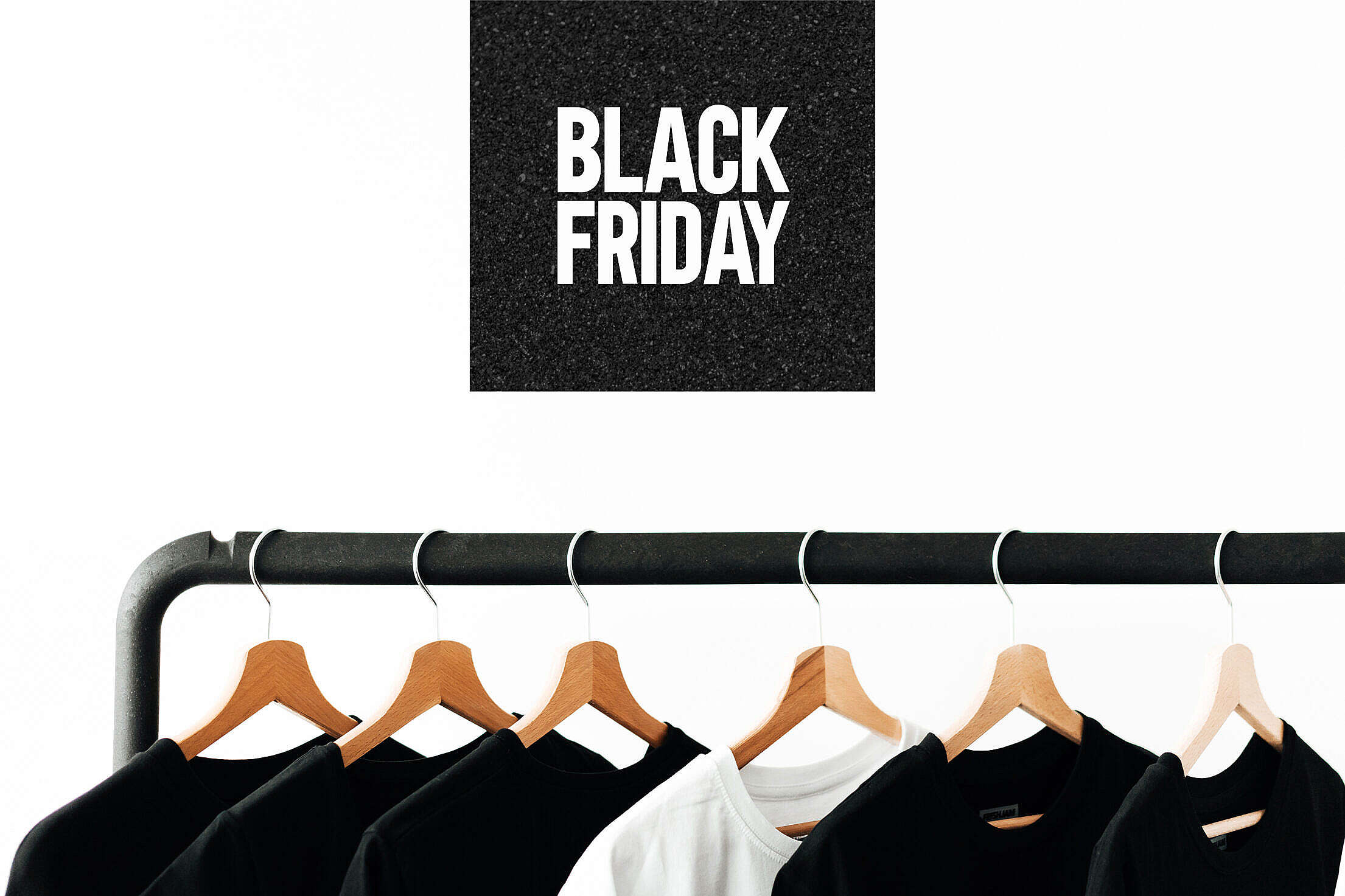 Black Friday in Fashion Business Free Stock Photo
