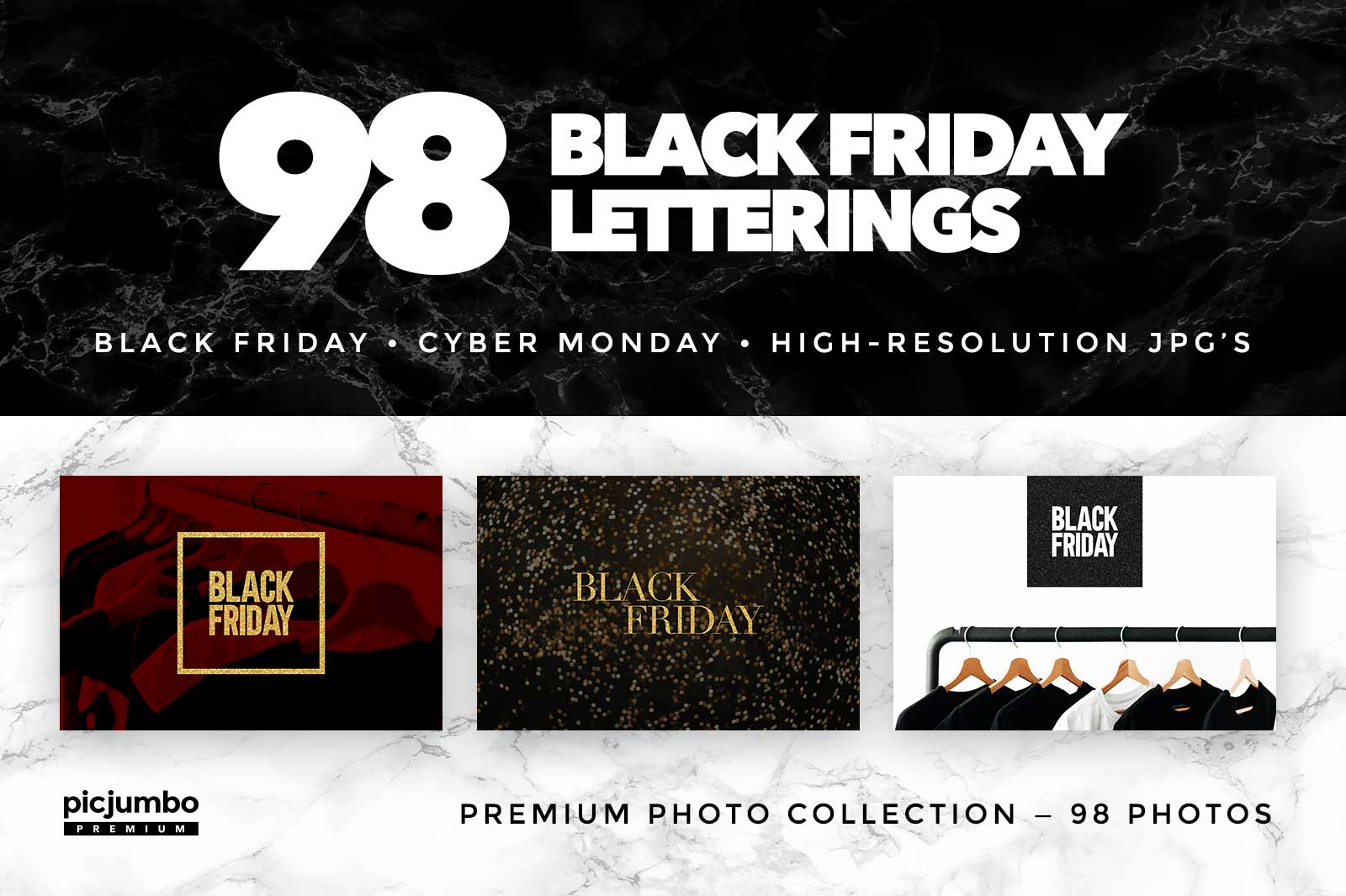 Black Friday Letterings