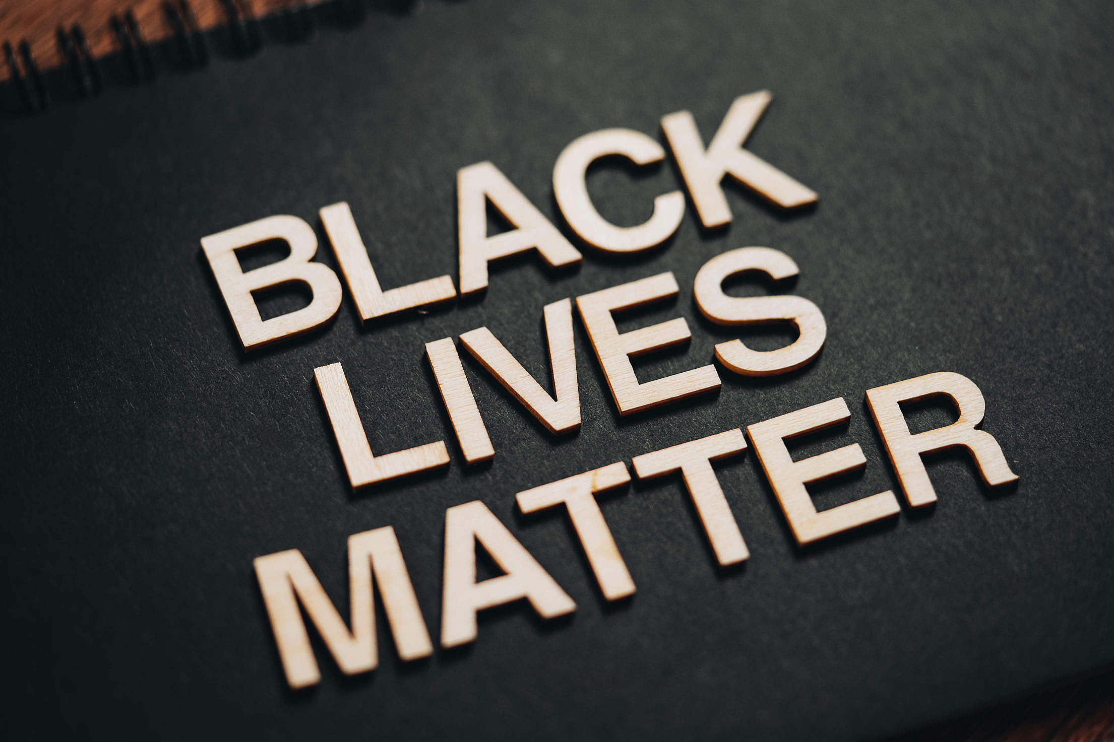 Black Lives Matter Free Stock Photo