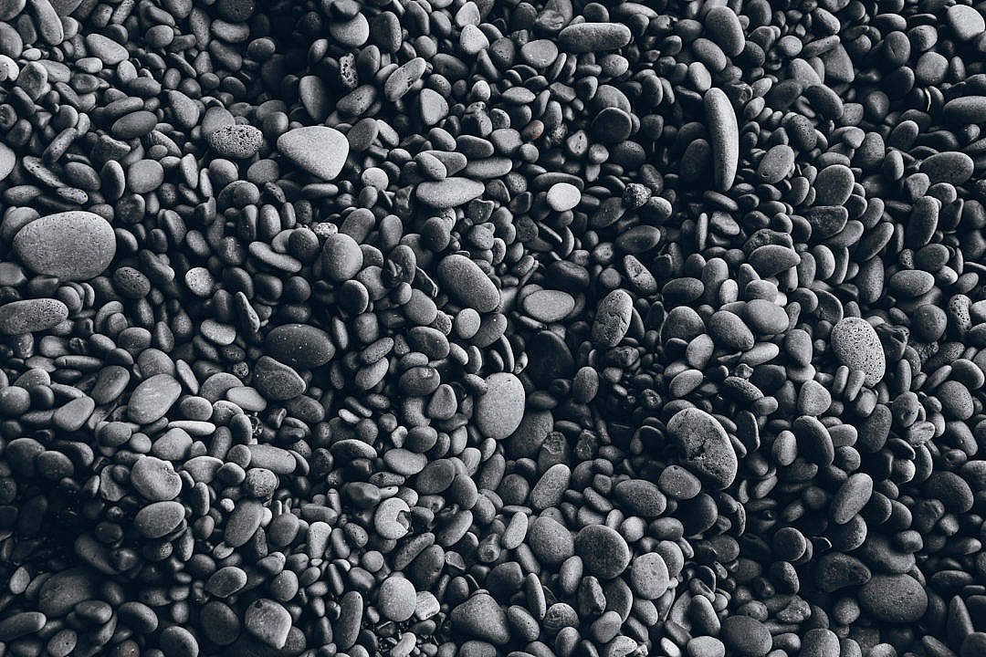 Download Black Stones Background FREE Stock Photo
