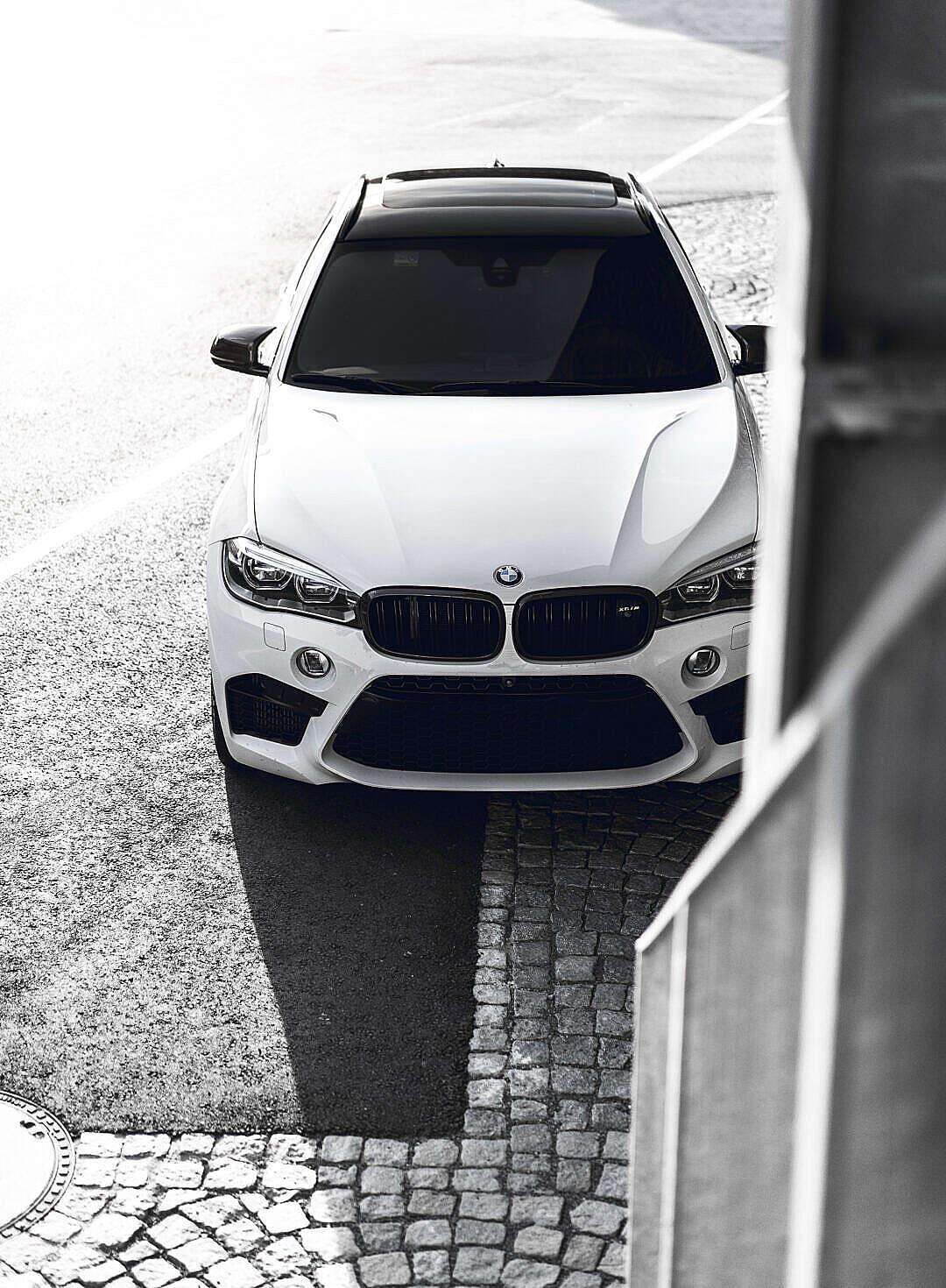 Download BMW X6 M F86 iPhone Wallpaper FREE Stock Photo