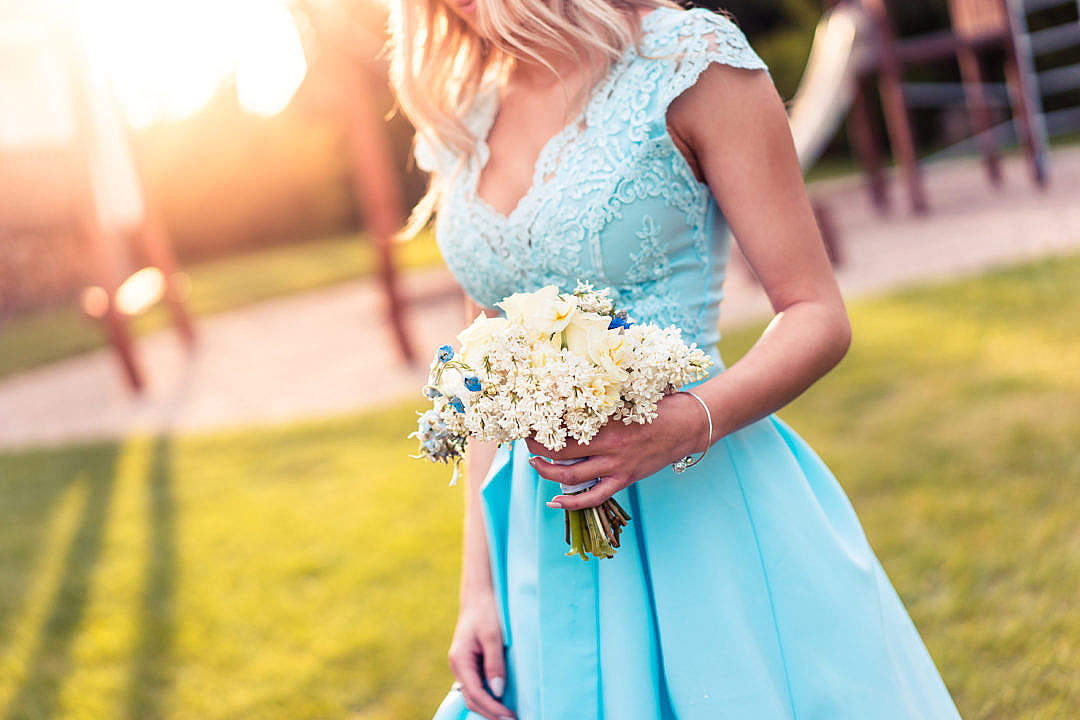 Download Bridesmaid FREE Stock Photo
