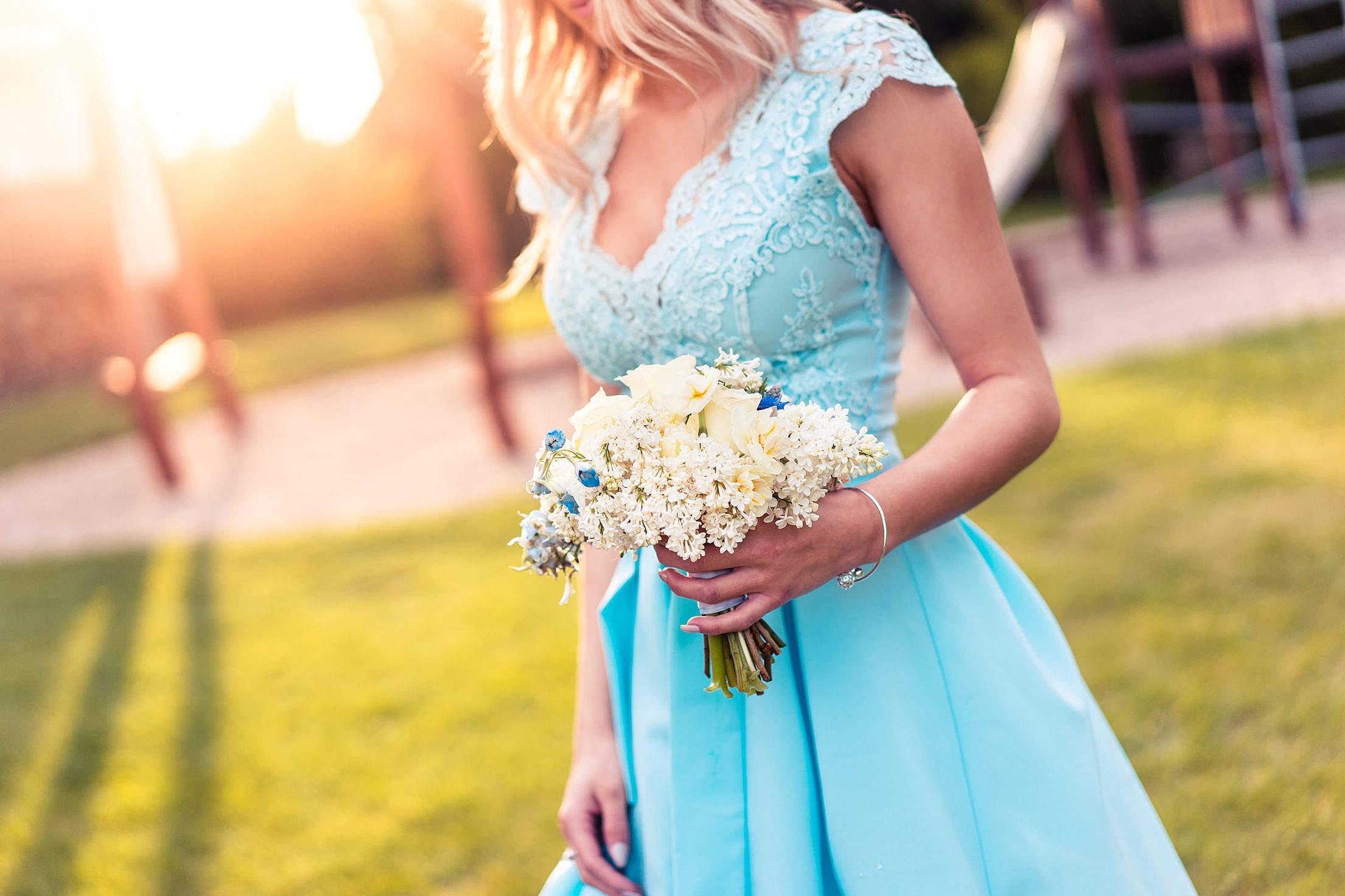 Bridesmaid Free Stock Photo