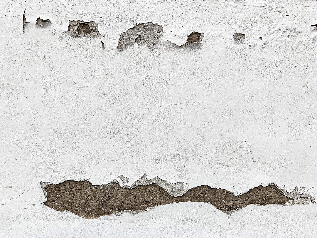 Download Broken White Wall Texture FREE Stock Photo