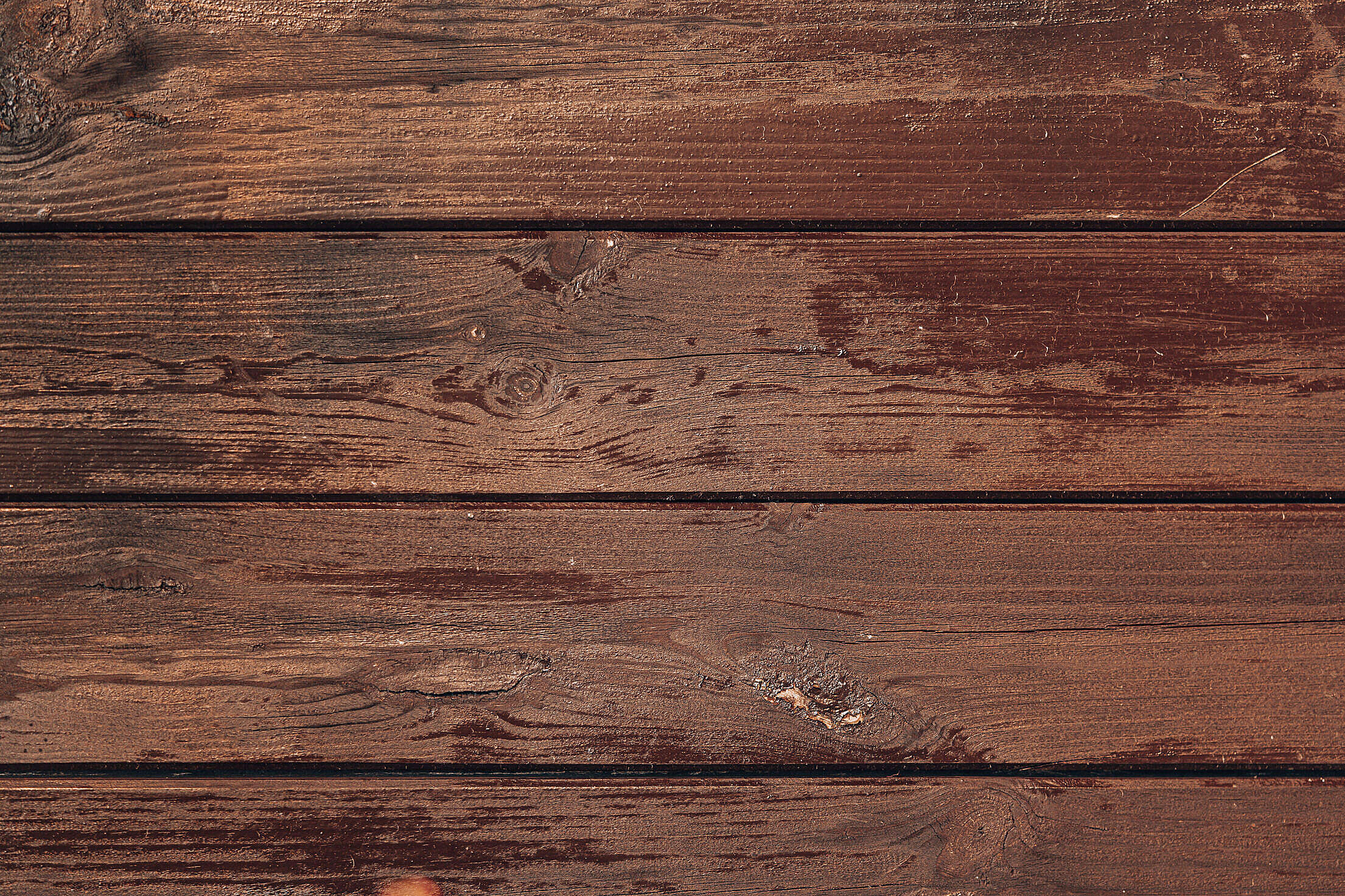 Brown Wooden Texture Free Stock Photo