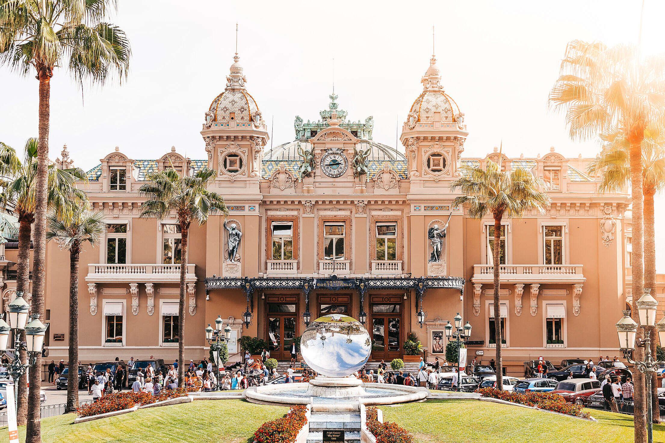 Casinò di Monte Carlo Free Stock Photo