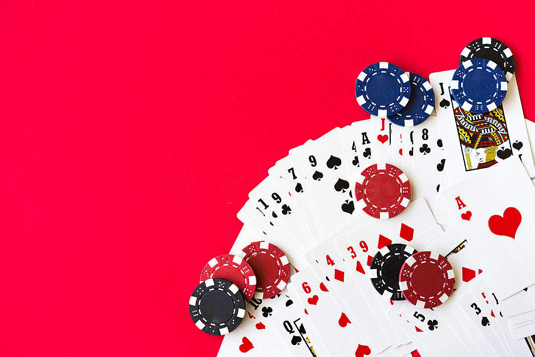Download Casino Games FREE Stock Photo