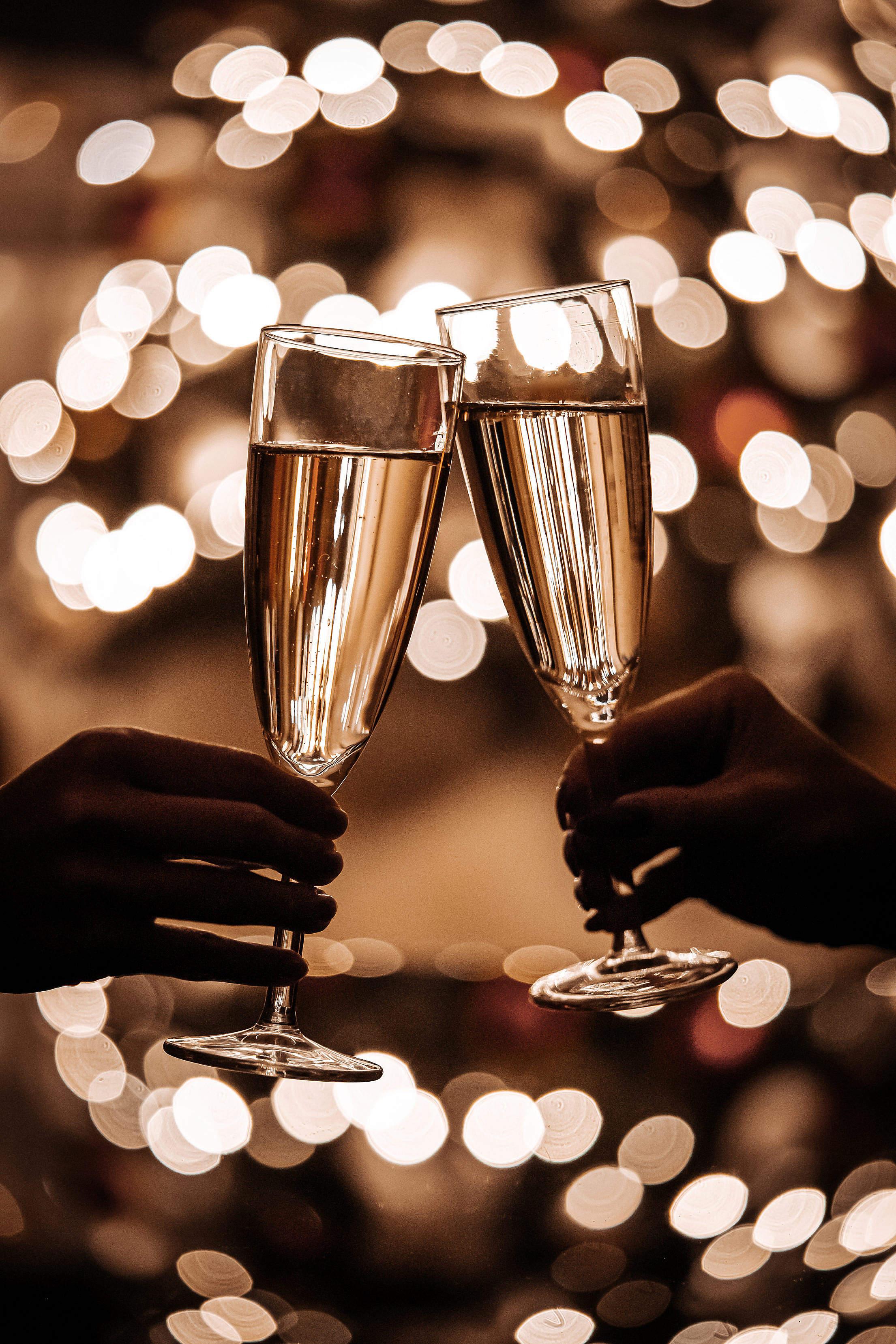 Cheers Free Stock Photo