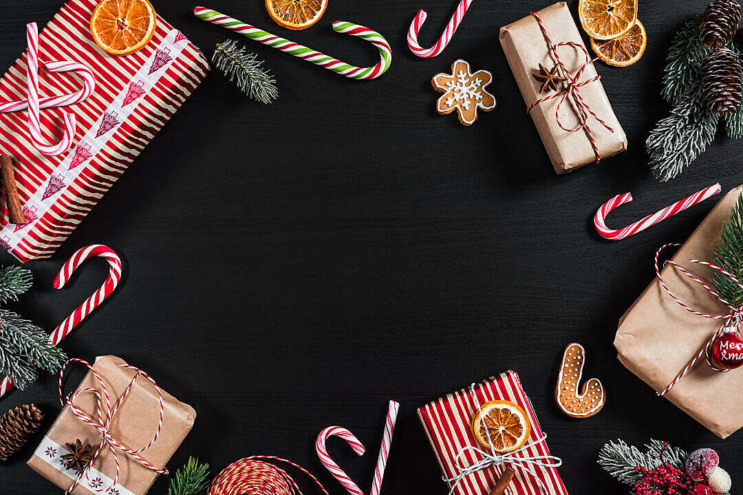 Download Christmas Background Hero Image FREE Stock Photo