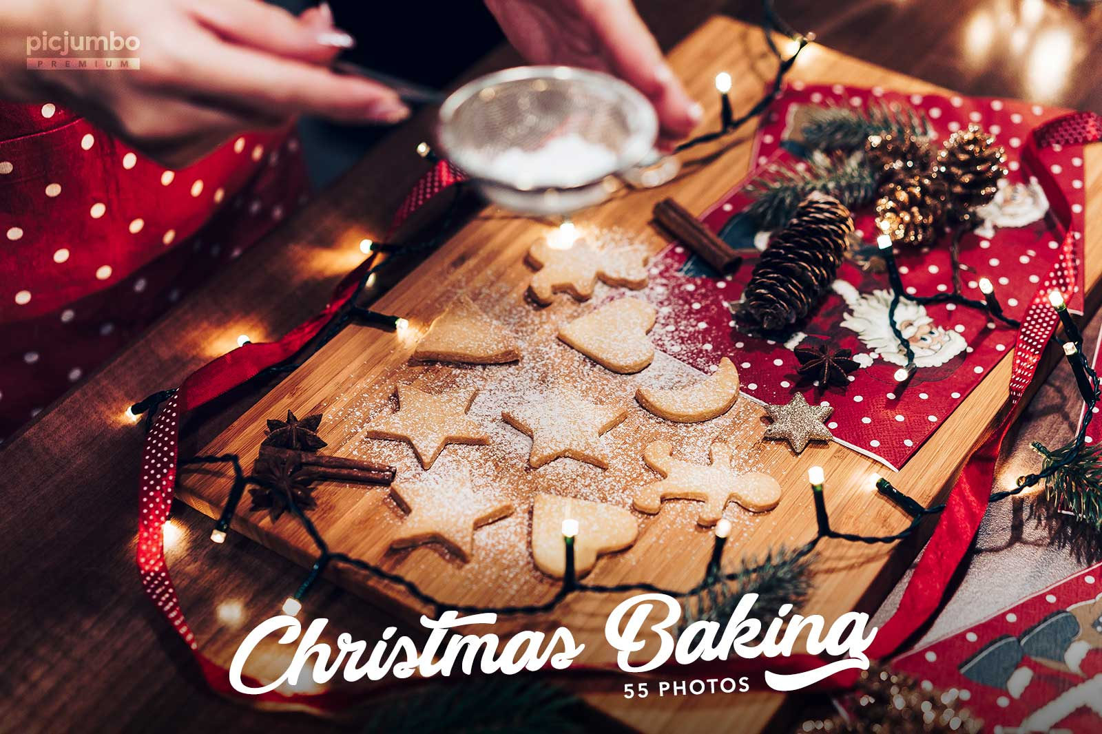 Click here to see Christmas Baking PREMIUM Collection!