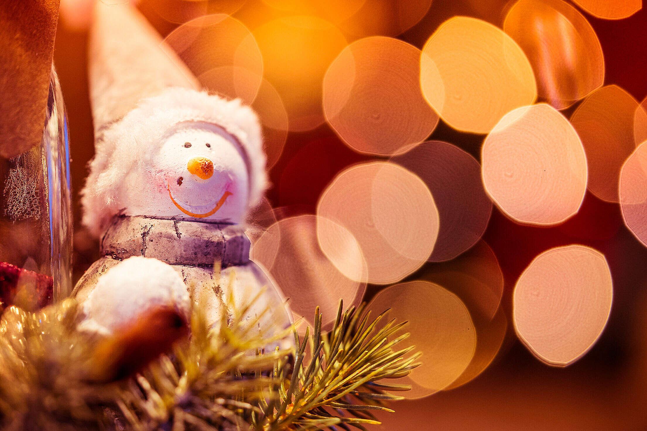 Christmas Elf Free Stock Photo