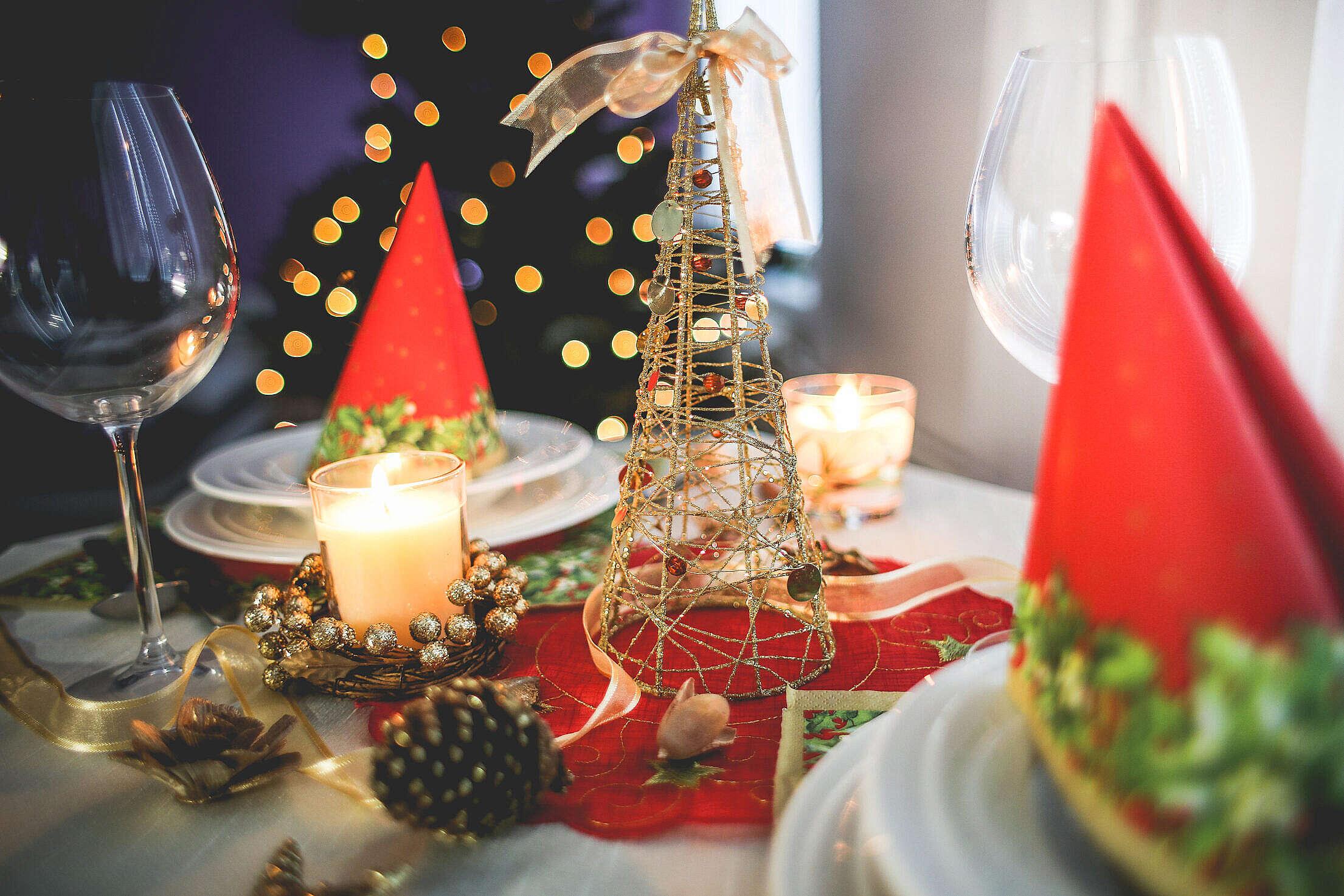 Christmas is all around! Free Stock Photo