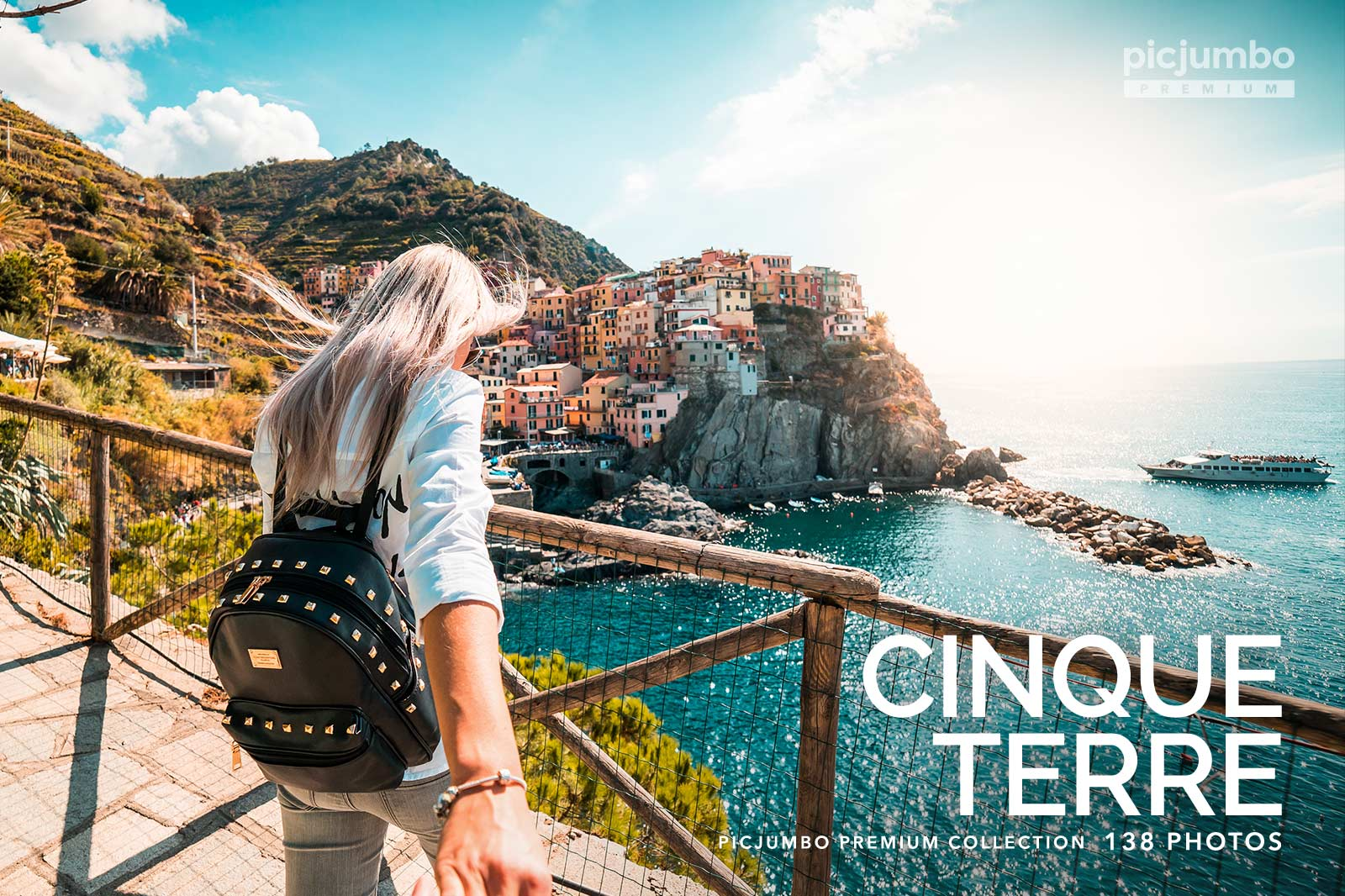 Cinque Terre — get it now in picjumbo PREMIUM!