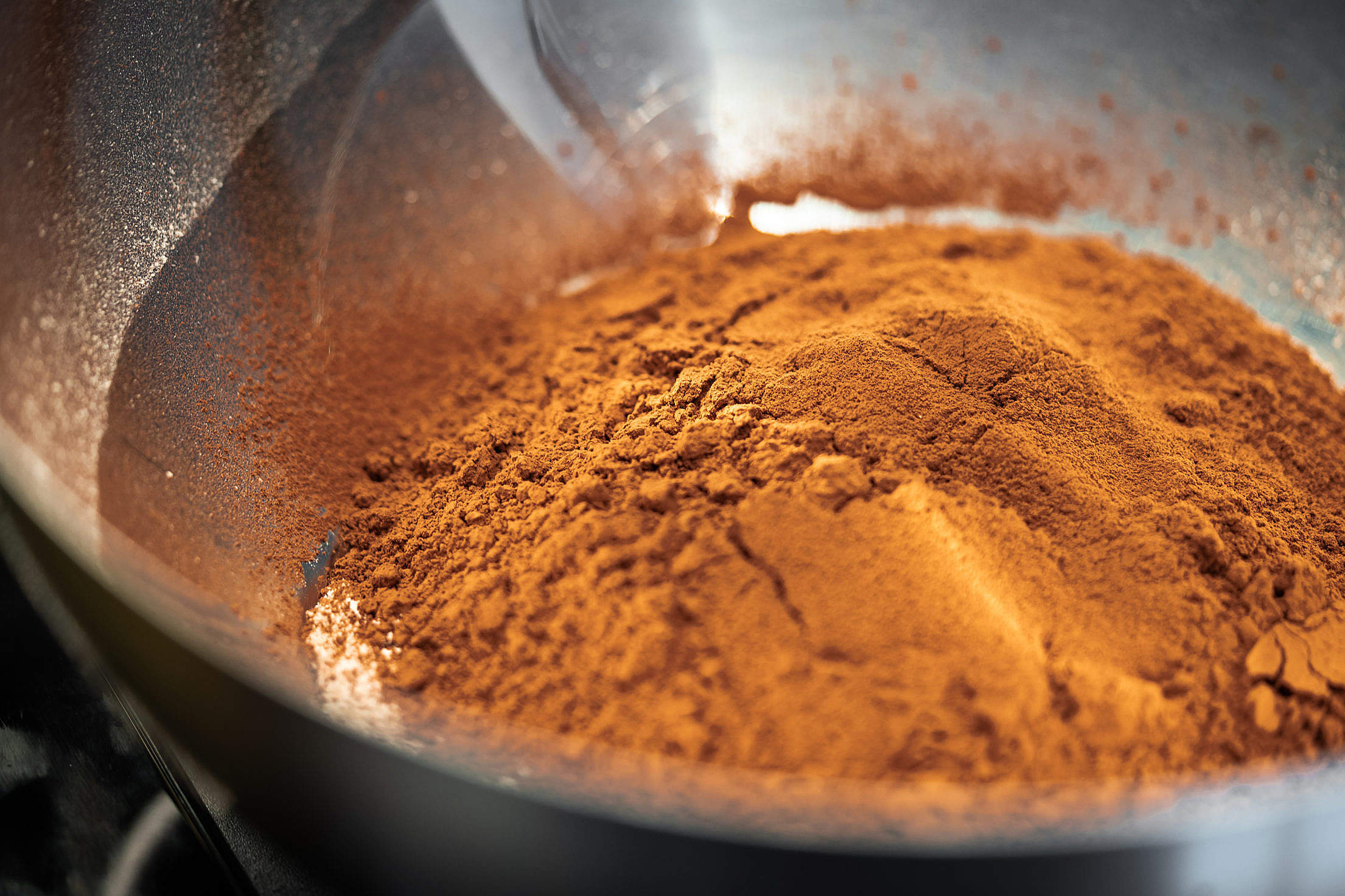 Download Cocoa Powder for Cooking Free Stock Photo