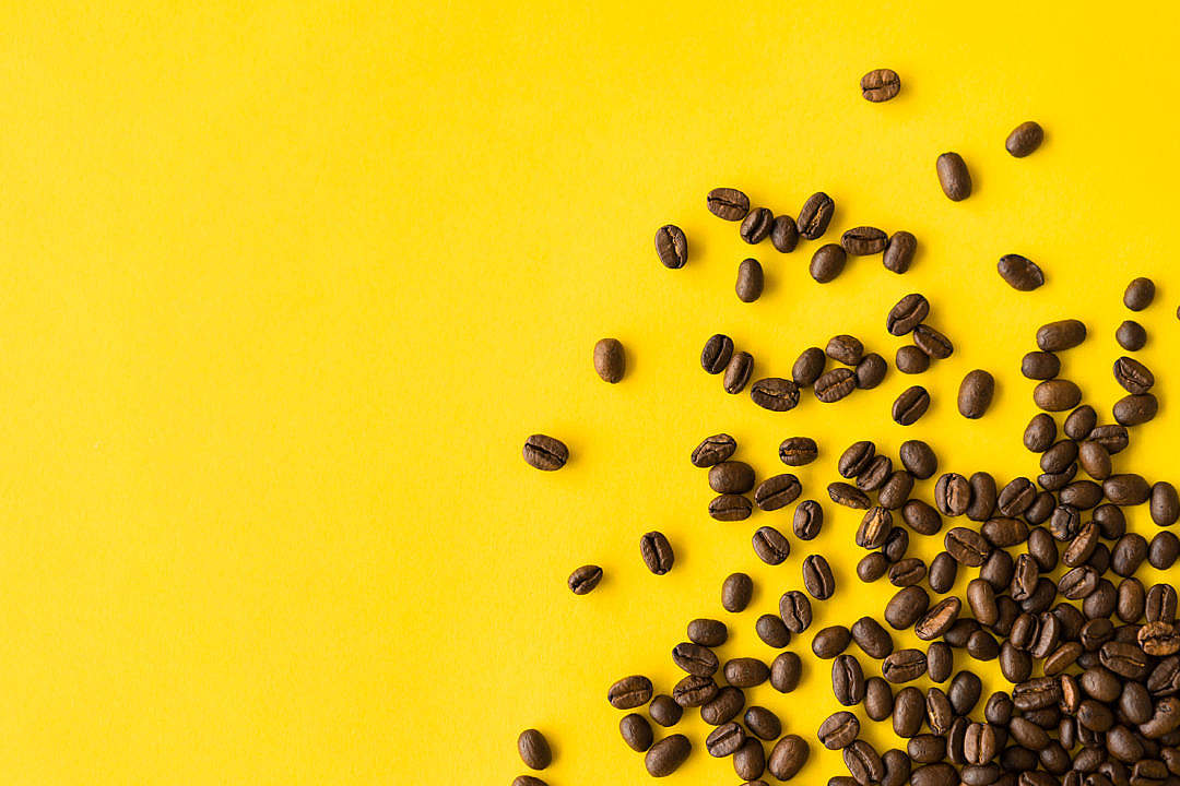 Download Coffee Beans FREE Stock Photo