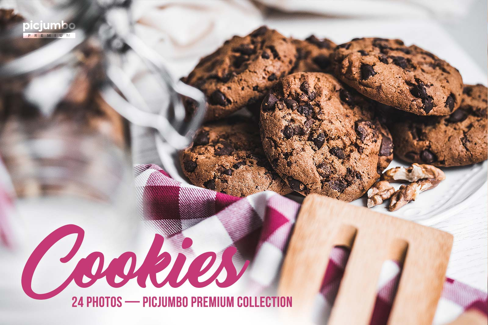 Cookies — get it now in picjumbo PREMIUM!