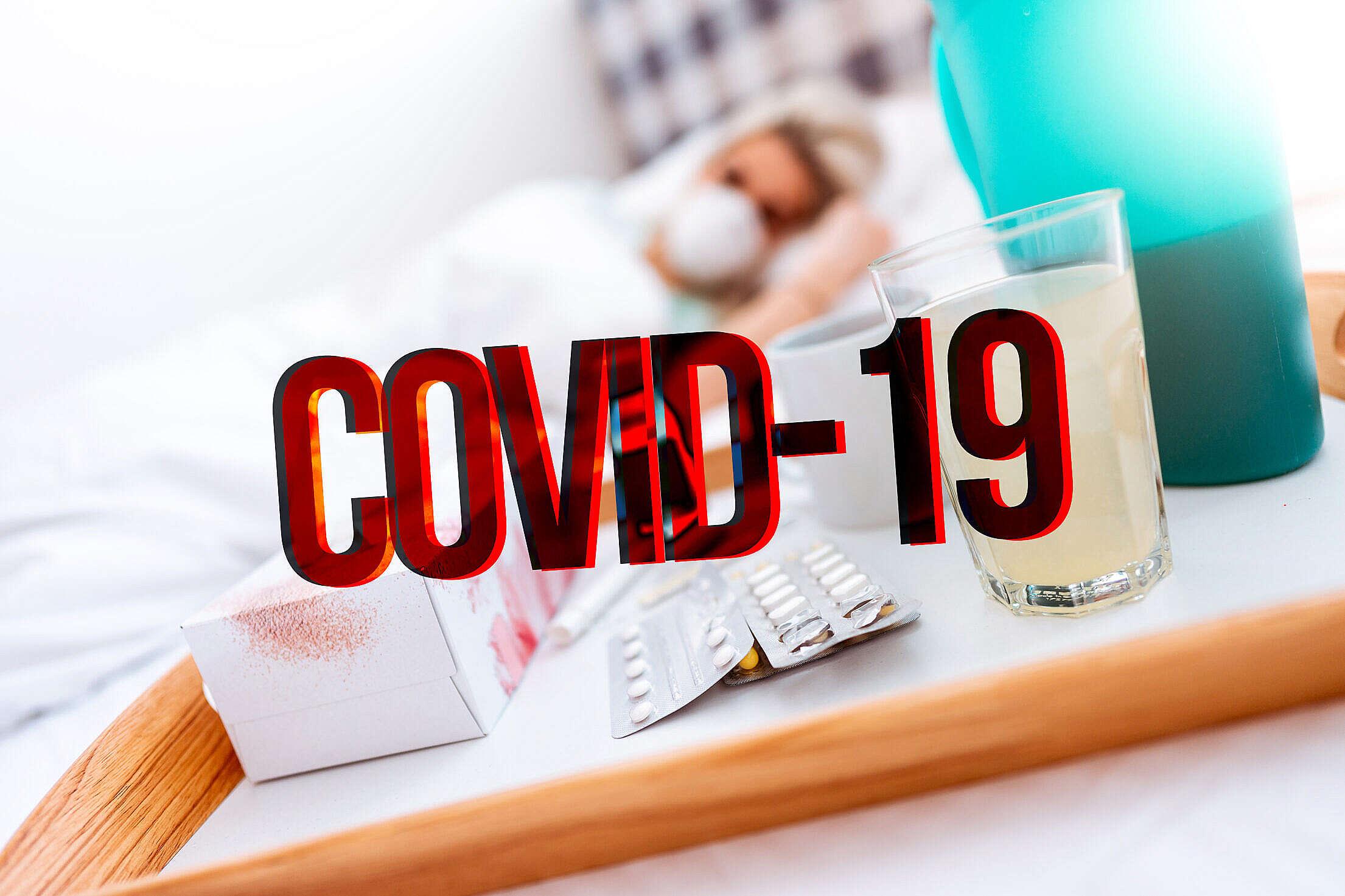 COVID-19 Free Stock Photo