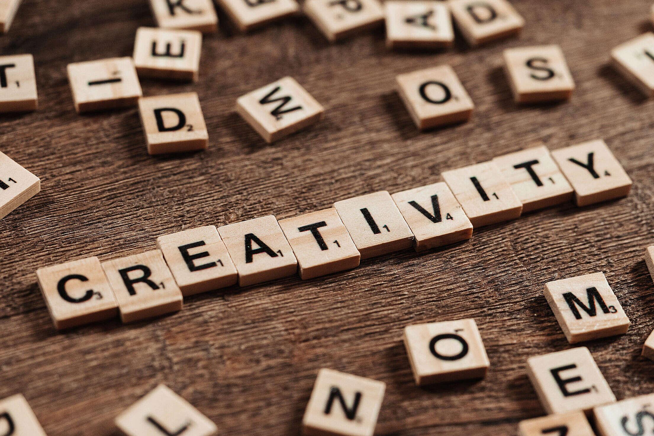 Creativity Free Stock Photo