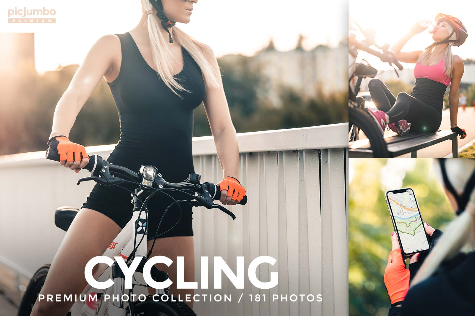 Click here to see Cycling PREMIUM Collection!