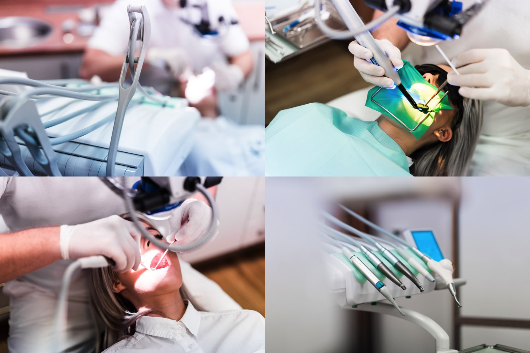 dentist stock photo collection preview