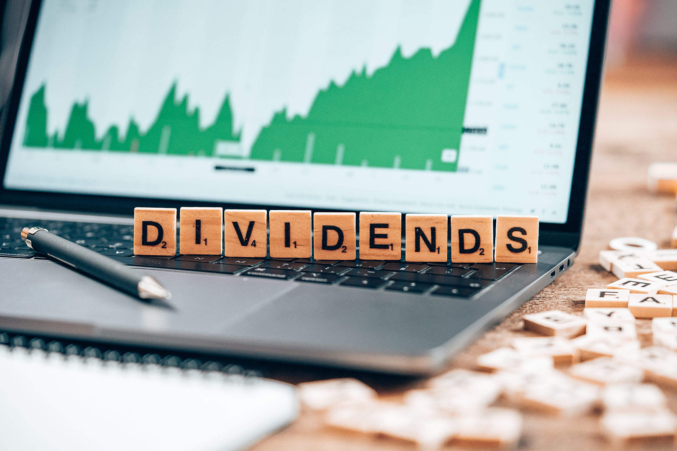 Dividends Free Stock Photo