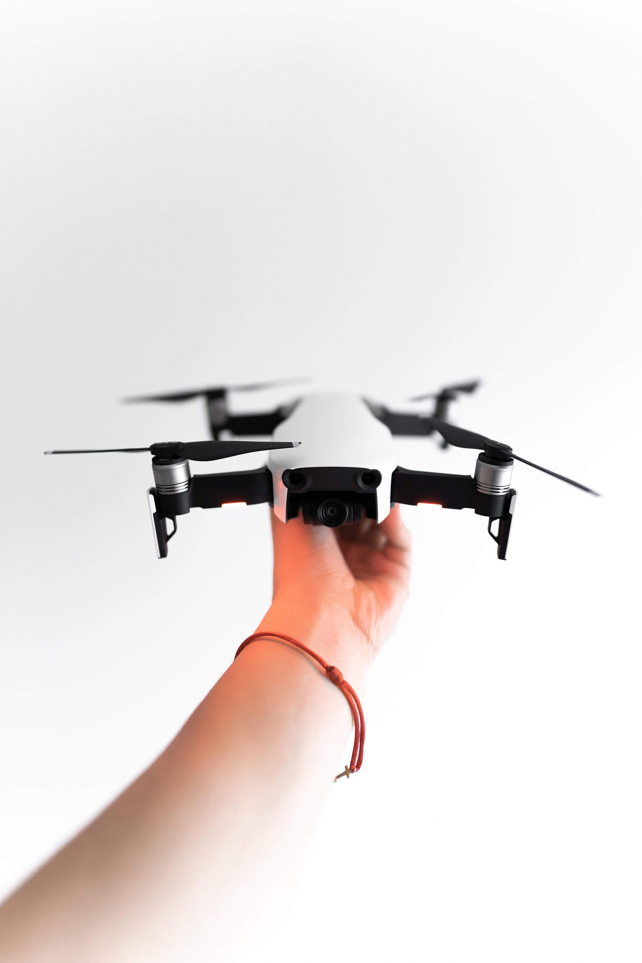 DJI Mavic Air Drone Free Stock Photo