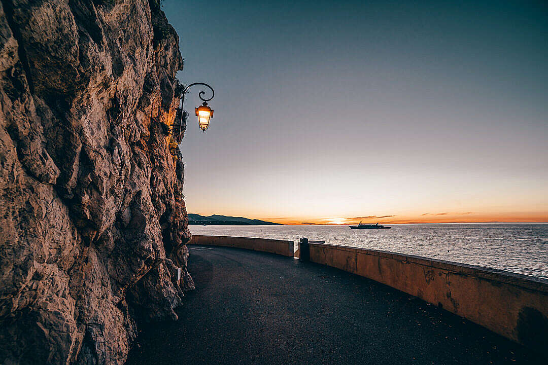 Download Early Morning in Monaco FREE Stock Photo