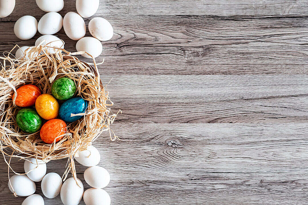 Download Easter Holidays Greeting Cards FREE Stock Photo