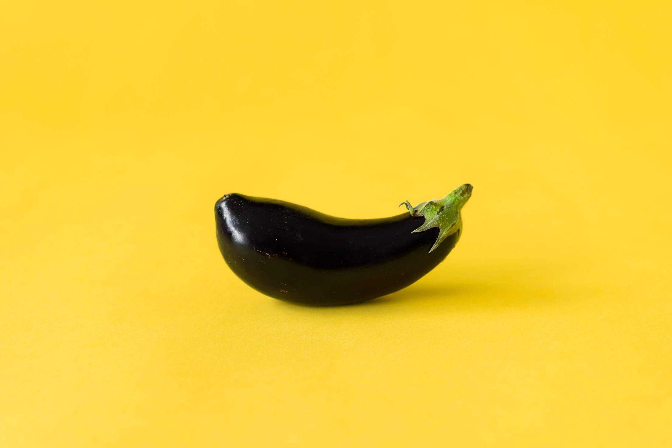 Eggplant Free Stock Photo
