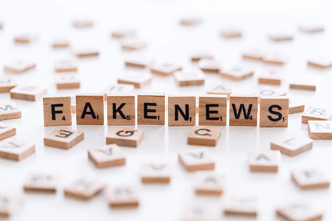 Download Fake News FREE Stock Photo