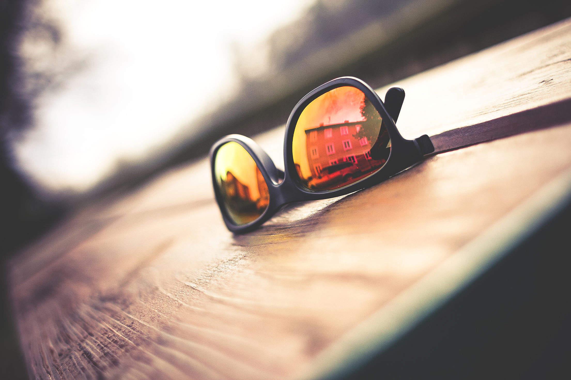 Fashion Glasses Free Stock Photo