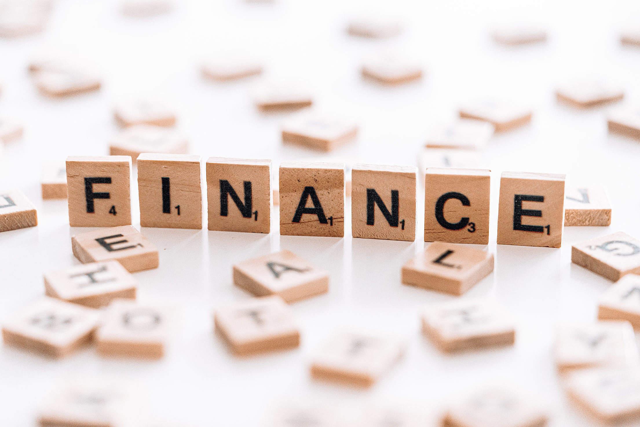 Finance Free Stock Photo