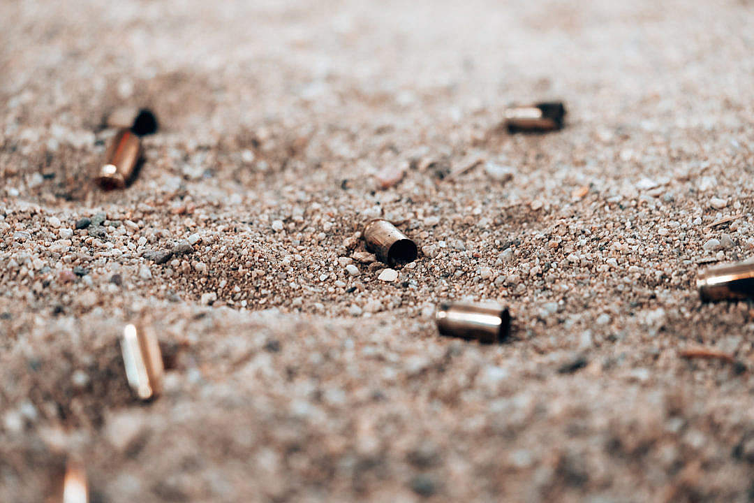 Download Fired Bullets FREE Stock Photo