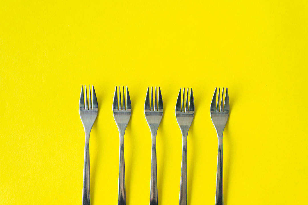 Download Forks FREE Stock Photo